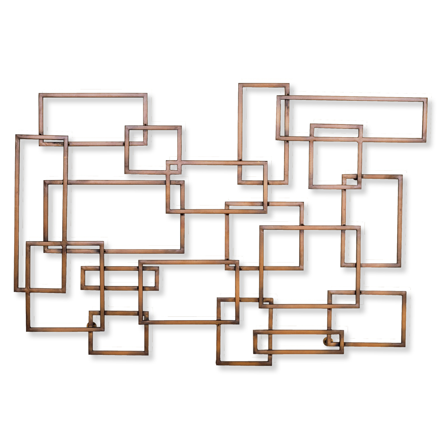 Geometric Metal Wall Art 2513 | geometric wall decor – welcome home accents